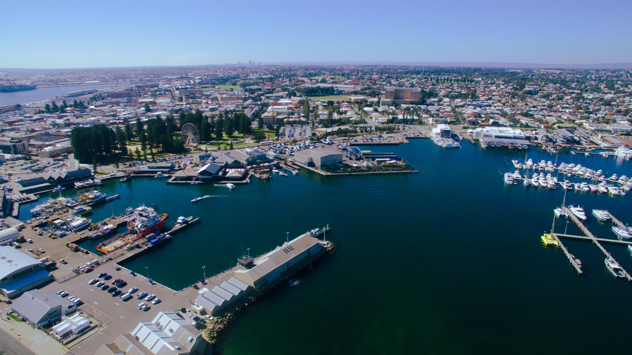 Boat Harbour Australia  city photos gallery : Fremantle Fishing Boat Harbour | Featured Projects | Portfolio ...